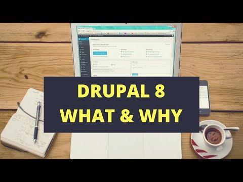 Web Development | Drupal 8 | 100 Rs. Course