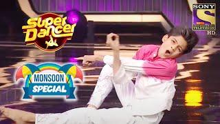 Aayush ने 'Baarish' पे दिया Beautiful Performance | Super Dancer | Monsoon Special - SETINDIA