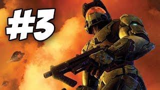 Halo 2 Walkthrough   Cairo Station / Outskirts    Part 3 (Xbox/PC)