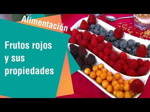 Frutos rojos que aportan antioxidantes a nuestro cuerpo | Alimentación Sana