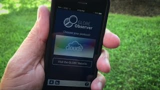 Introducing GLOBE Observer