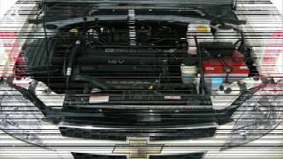Chevrolet Optra Magnum interiors