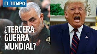 ¿Que? podri?a pasar entre Estados Unidos e Irán tras la muerte de Soleimani