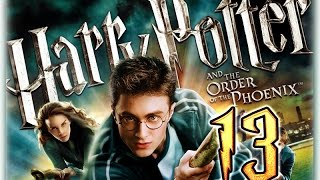 Harry Potter and the Order of the Phoenix Walkthrough Part 13 (PS3, X360, Wii, PS2, PC)