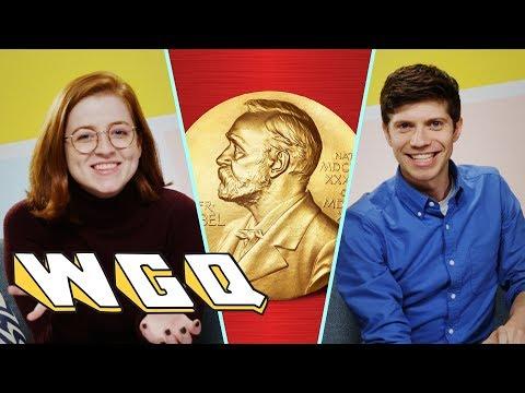 Do You Deserve A Nobel Prize? | We've Got Questions