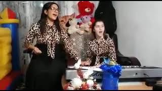 Până când Doamne, mă vei uita neîncetat - Sara Lupchian (nevăzătoare) si Rebeca Bolea