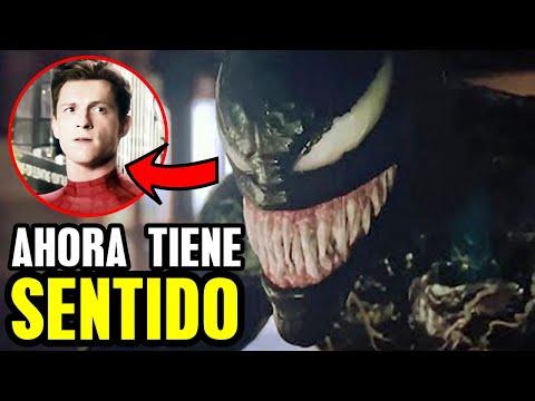 Revelado por qué Venom conoce a Spider Man, escena post creditos, Strange multiverso, Toxin