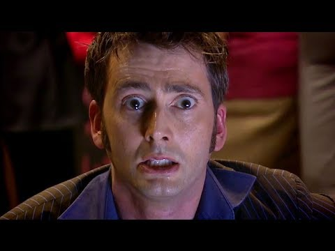 The Tenth Doctor Repeats Sky Silvestry - Midnight - Doctor Who