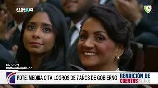 Discurso Danilo Medina rendición de cuentas 2020 PARTE 2