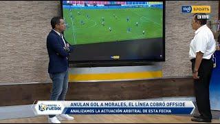 #LaboratorioFútbol???? Analizamos las decisiones arbitrales de la fecha con Pablo peña, ex árbitro FIFA