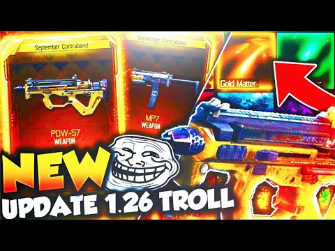 BLACK OPS 3 NEW DLC WEAPONS UPDATE 1.26 PATCH NOT TODAY! - BO3 NEW DLC WEAPONS NEXT WEEK UPDATE!
