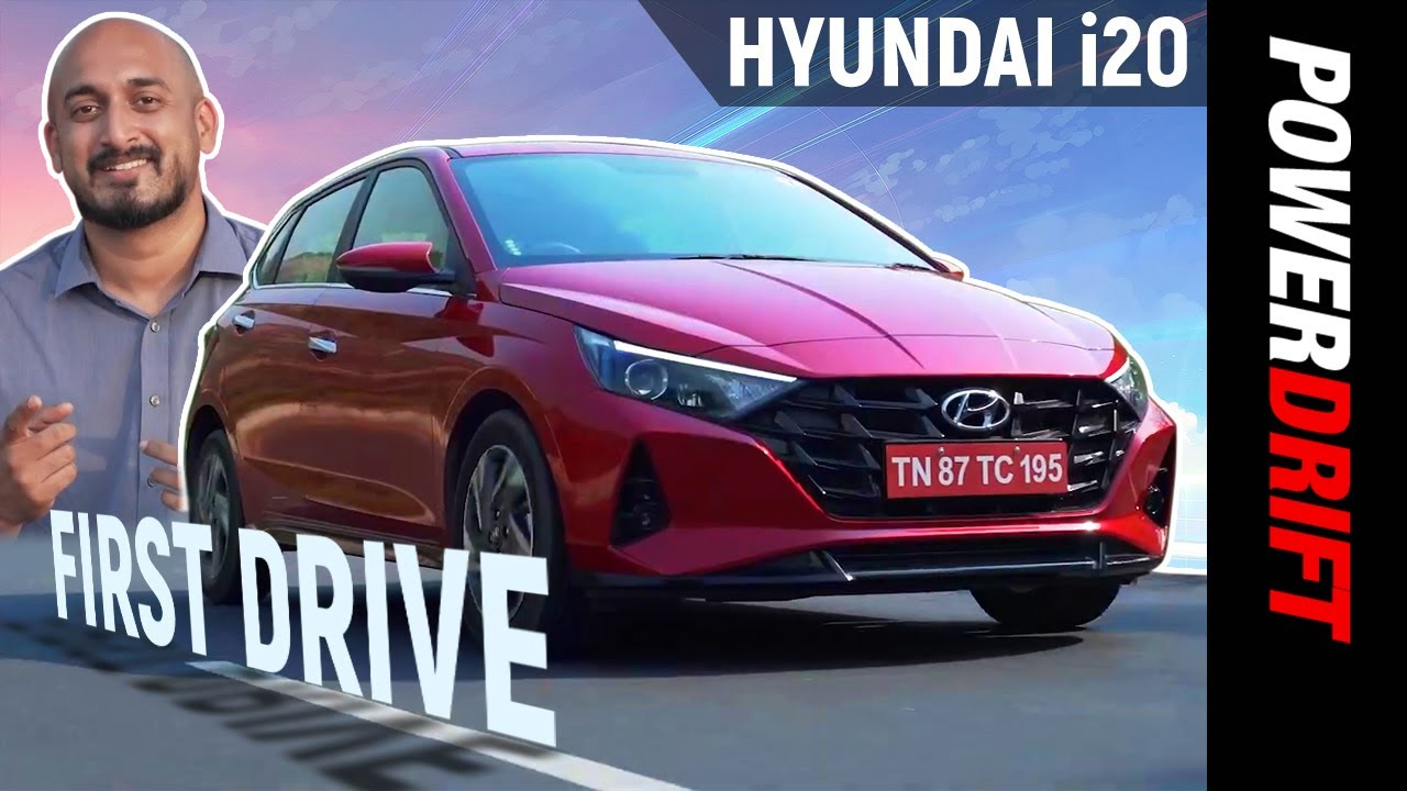 2020 ഹുണ്ടായി ഐ20 | driven | hyundai's tough nut ടു crack | powerdrift
