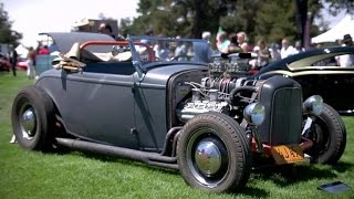 200mph American Hot Rod: 1932 Ford Roadster