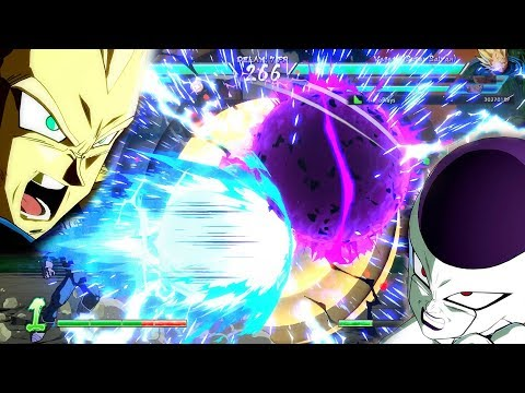 connectYoutube - EPIC CLASH! Big Bang Attack VS Death Ball | Dragon Ball FighterZ Online RANKED Matches