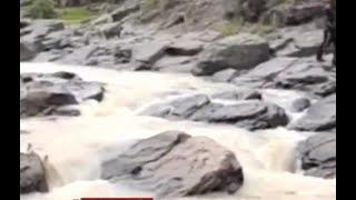 Buscan a hombre que cayó a río en Totonicapán