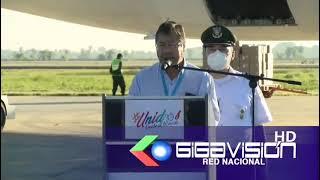 Presidente Arce pidió a Médicos levantar paro y ponerse a vacunar, instruyó a Ministro de Salud