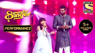 Urgen And Sachin Stage an Amazing Performance | Superstar Singer - SETINDIA