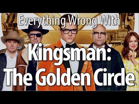 connectYoutube - Everything Wrong With Kingsman: The Golden Circle