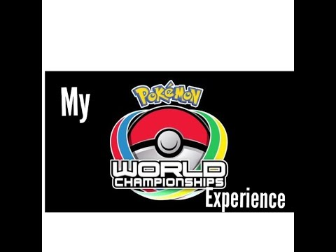 My Worlds Experience + Pokemon Tag