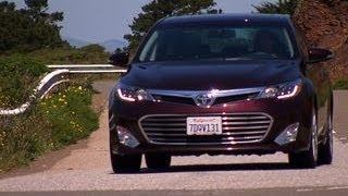 Car Tech - Toyota brings the style and substance with the 2014 Avalon