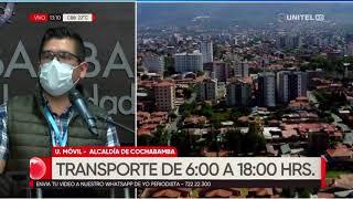 Seguirá la cuarentena mixta en el departamento de Cochabamba