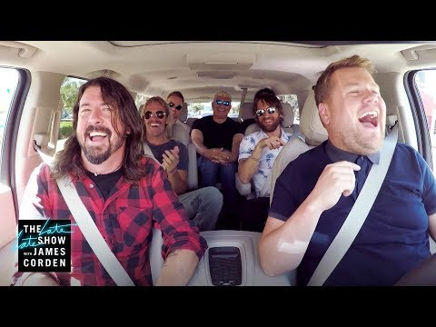 First Look: Foo Fighters Carpool Karaoke
