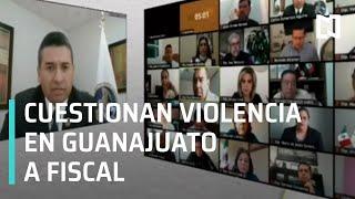 Comparece el fiscal Carlos Zamarripa ante la violencia en Guanajuato - En Punto