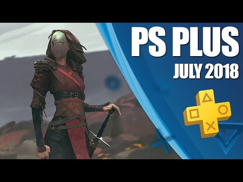 PlayStation Plus Monthly Games - July 2018
