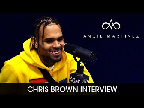 connectYoutube - Chris Brown Full Interview: Talks JLo, Super Bowl 2018, Cardi B & More!