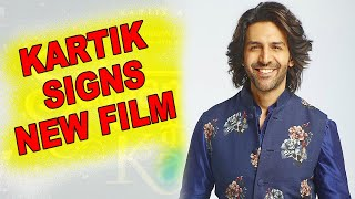 Kartik Aaryan signs new film 'Satyanarayan Ki Katha' - BOLLYWOODCOUNTRY