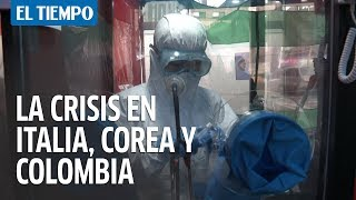 ¿Cómo afrontan la crisis del coronavirus en el mundo | Noticias desde casa