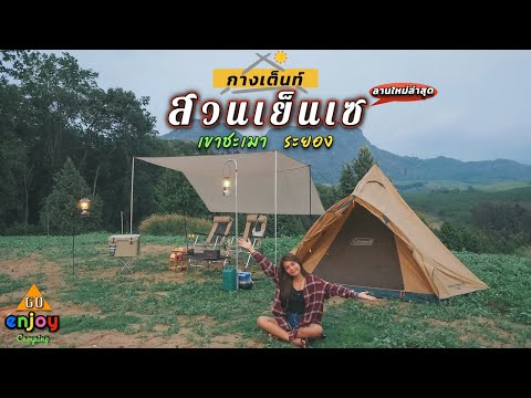 Enjoy-Camping-กางเต็นท์สวนเย็น