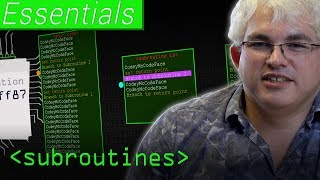 ESSENTIALS: Subroutines & The Wheeler Jump - Computerphile