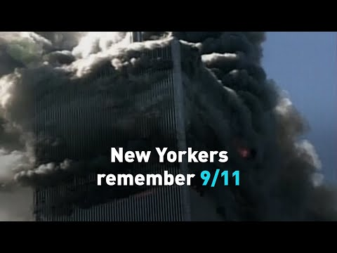 The story of 9/11 as told by New Yorkers