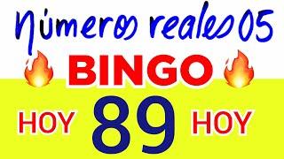 NÚMEROS PARA HOY 23/11/20 DE NOVIEMBRE PARA TODAS LAS LOTERÍAS..!! Números reales 05 para hoy...!!