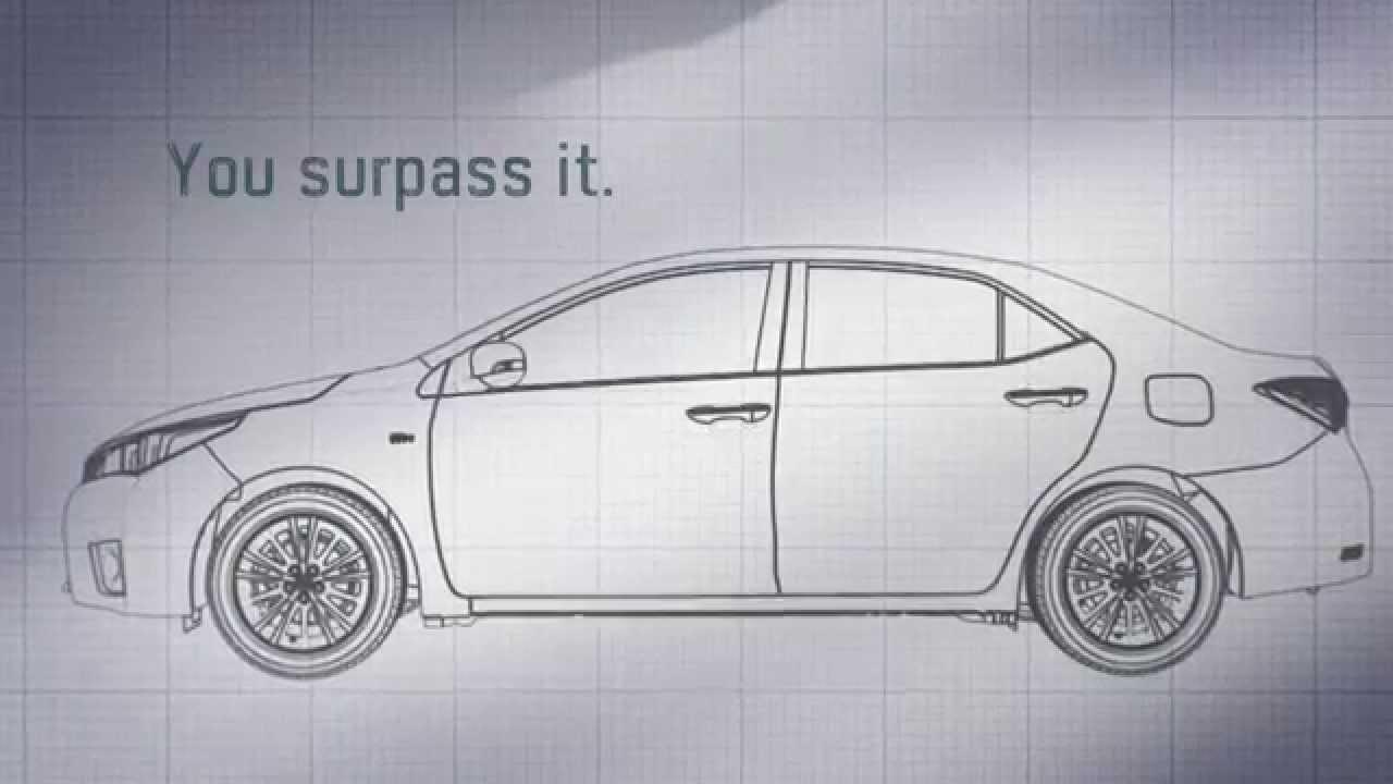 All New Toyota Corolla Altis 2014