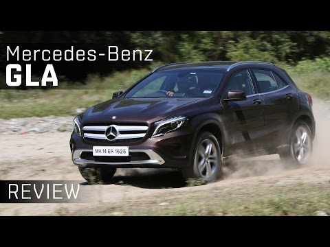 Mercedes benz gla class videos reviews by experts test for Mercedes benz gla class review