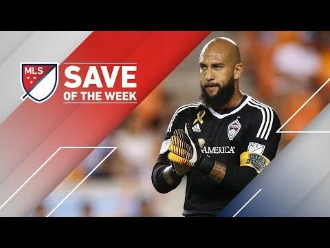 Week 27 | MLS Save of the Week