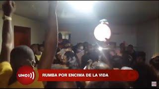 Pese a toque de queda y aumento de contagio en Quibdó, fuerza pública encuentra fiestas clandestinas