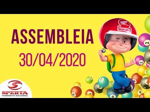 Sperta Consórcio - Assembleia - 30/04/2020