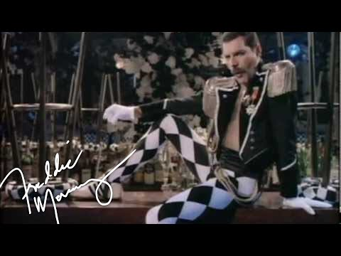 "Freddie Mercury - ""Living On My Own"""