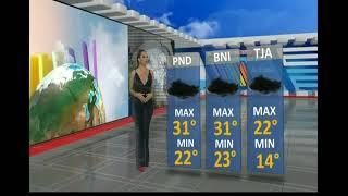 El Clima de Bolivisión: Pronóstico del 12 de enero del 2021