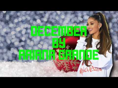 connectYoutube - Ariana Grande - December (with LYRICS)