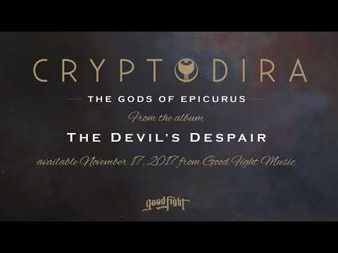 Cryptodira - The Gods Of Epicurus [OFFICIAL STREAM]