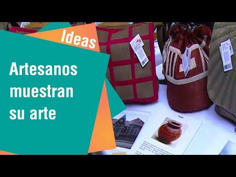 Asociación Nacional de Artesanos Costa Rica Creativa nos muestra su arte | Ideas