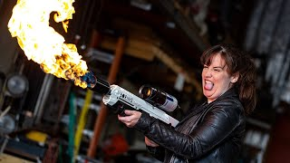 Not-A-Flamethrower: cooking with Elon Musk's hottest collectible