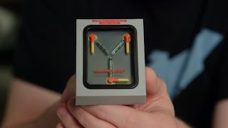 Unboxing the Back to the Future Flux Capacitor Watch and USB Charger