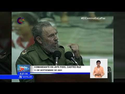 Cuba reafirma su compromiso con la paz y la lucha contra el terrorismo