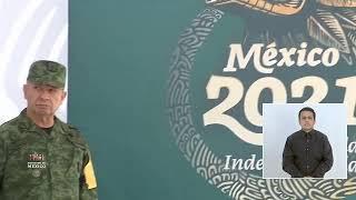 Inauguración de instalaciones de la Guardia Nacional en Jerez, Zacatecas | Gobierno de México