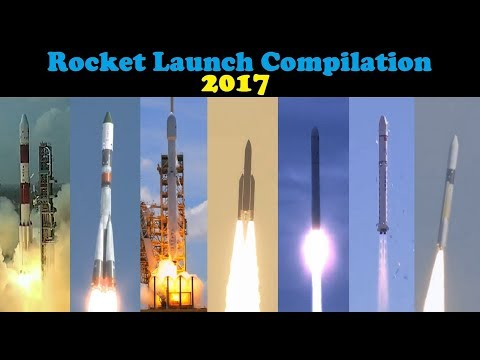 connectYoutube - Rocket Launch Compilation 2017 | Go To Space